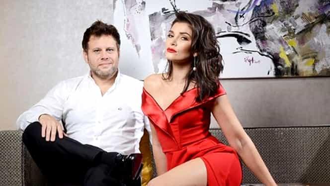 Alina Pușcaș face nuntă cu Mihai Stoenescu. De data aceasta, vedeta îmbracă şi rochia de mireasă