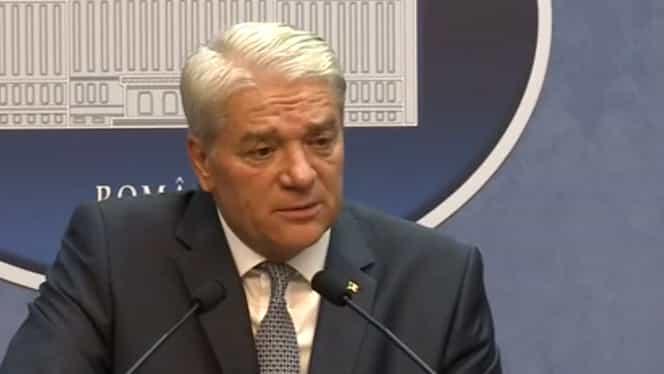 """Nicolae Moga, noul ministru de Interne, în prima zi: """"Nu am vrut să ocup această funcție. Nu vreau comandanții de arme la ușa mea"""""""