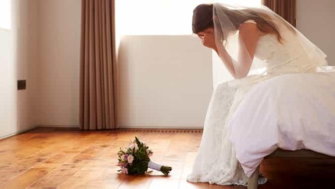 O femeie și-a anulat nunta, după ce logodnicul ei a furat din banii pentru eveniment