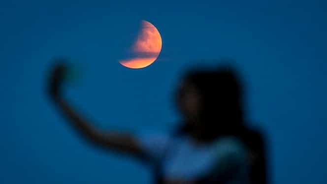Eclipsă de Lună azi, 10 ianuarie 2020. Fenomenul va bulversa viețile Scorpionilor și Racilor