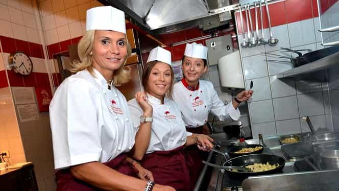 Show culinar cu Ana-Maria Brânză, Monica Roşu şi Ruxandra Dragomir