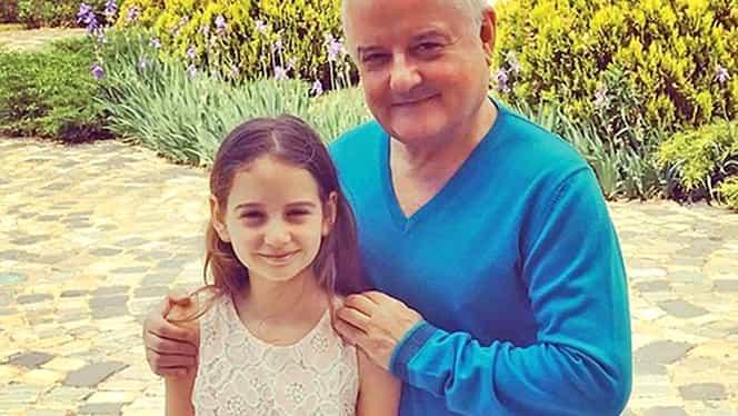 Imaginile care îl vor lovi pe Irinel Columbeanu! Cum s-a pozat Irinuca, fiica lui și a Monicăi
