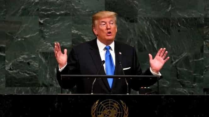 """Ameninţările lui Trump îi lasă reci pe nord-coreeni: """"Câinii latră, caravana trece"""""""