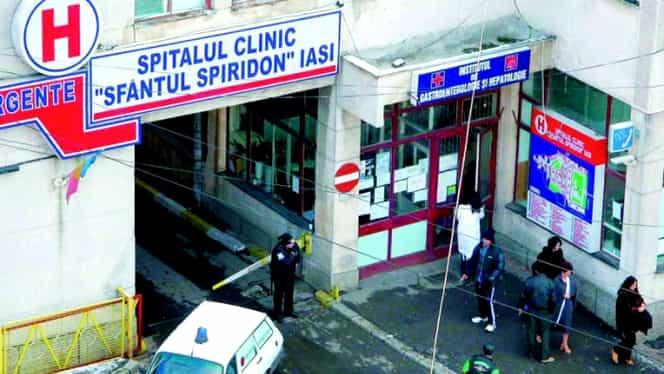 O infirmieră de la un spital din Iași a fost prinsă la muncă având o alcoolemie record: 3,43 mg/l alcool pur în sânge!