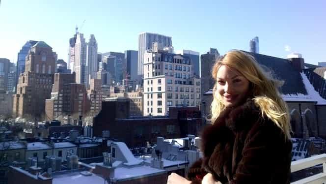 Valentina Pelinel vinde apartamentul din New York. Ce sumă cere pe el