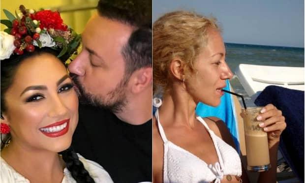 Cine este femeia cu care Cătălin Măruță s-a iubit înainte de Andra. Pe ea a părăsit-o pentru a fi împreună cu cântăreața