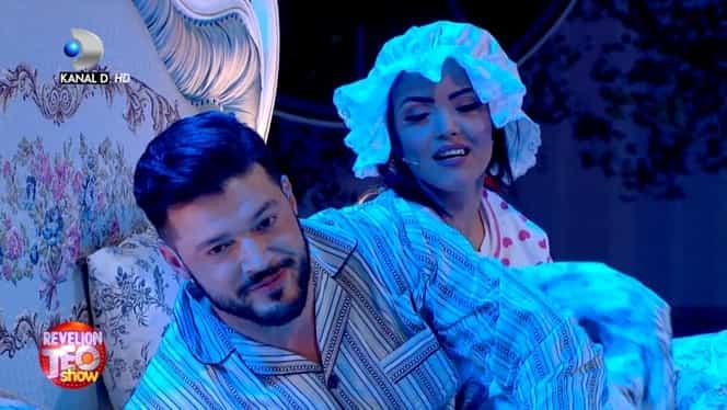 Andreea Mantea și Victor Slav, invitați la o emisiune pentru cupluri!