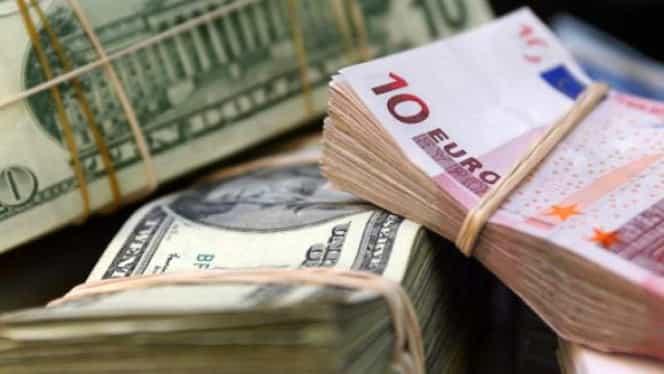Curs valutar BNR azi, 17 octombrie 2018: euro se ieftinește