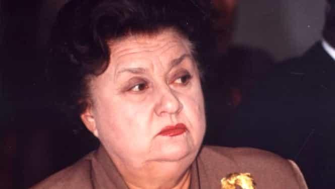 Rolul pe care Tamara Buciuceanu a vrut toată viața să-l joace și nu a mai apucat