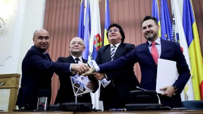 Ce este și cum funcționează Alianța Vestului. Primarii a 4 orașe nu vor să mai depindă de București