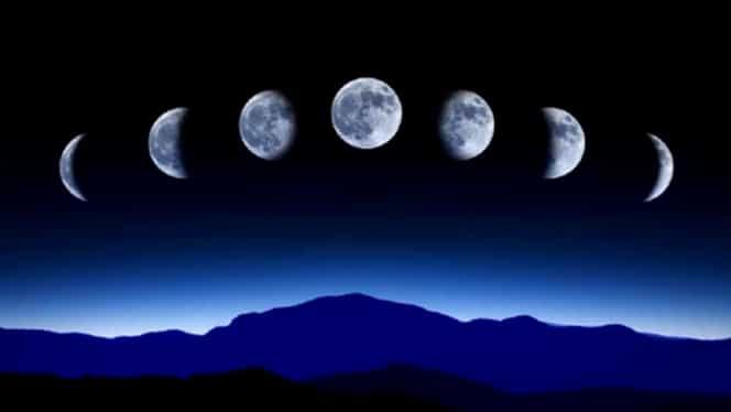 Ce reprezintă fazele Lunii și cum influențează organismul. Fiecare zodie din horoscop este afectată într-un fel sau altul
