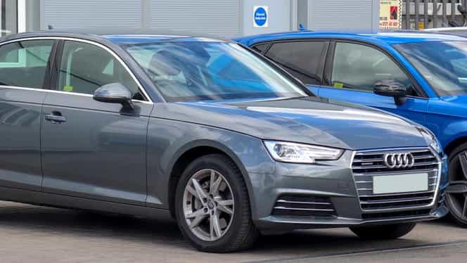 Noi mașini scoase la licitație de ANAF, în ianuarie 2020. Audi A4 la doar 4.800 de lei