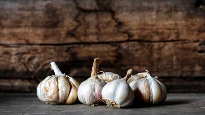 Cultivatorii de usturoi ar putea primi un sprijin de 1.000 de euro/ha