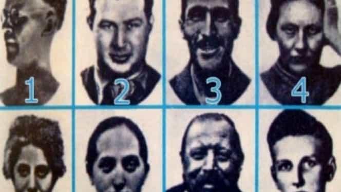 Testul psihologic Szondi   Alege personajul care te sperie cel mai mult şi vei afla cum eşti TU, de fapt