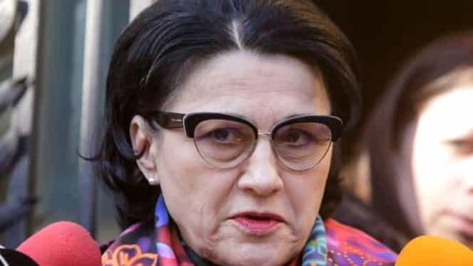 Ecaterina Andronescu, anunț de ultimă oră privind Evaluarea Națională! Ministrul Educației ar vrea să scoată testarea