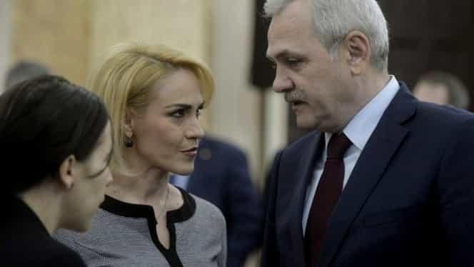 Gabriela Firea, mesaj de ultimă oră pentru Dragnea: Să nu se mai ascundă după Olguța