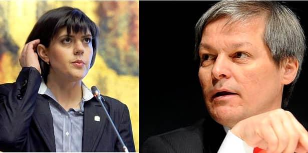 Dacian Cioloș, mesaj după investirea Laurei Codruța Kovesi ca procuror șef european! Dacian Cioloș și Kovesi
