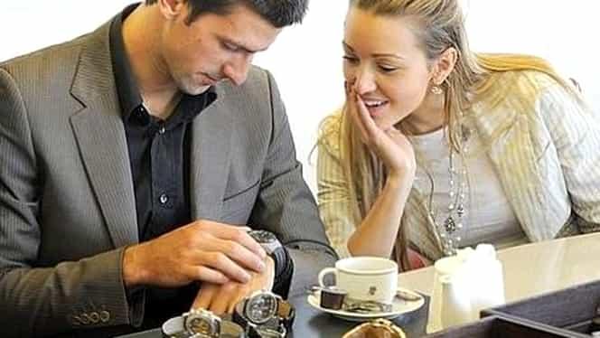 Inelul de logodnă pe care Djokovic i l-a dăruit iubitei sale, Jelena Ristic
