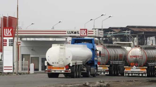 Lukoil contestă sechestrul de două miliarde de euro