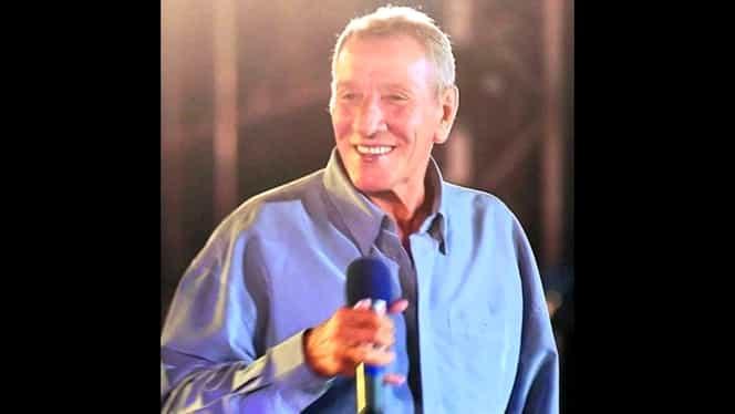 Gil Dobrică a murit în urmă cu 12 ani. Care este cea mai ascultată melodie de pe YouTube a artistului