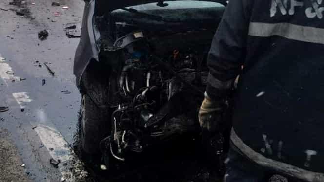 Accident grav în județul Bacău. O mamă și copilul ei de doar 5 ani au murit