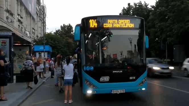 STB desființează 4 linii de autobuz chiar de Anul Nou. Compania de transport public anunță ce va face cu mașinile