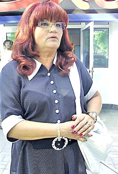 Ea este Paula Crăciunescu, cunoscută drept mama adoptivă a Gabrielei Cristea