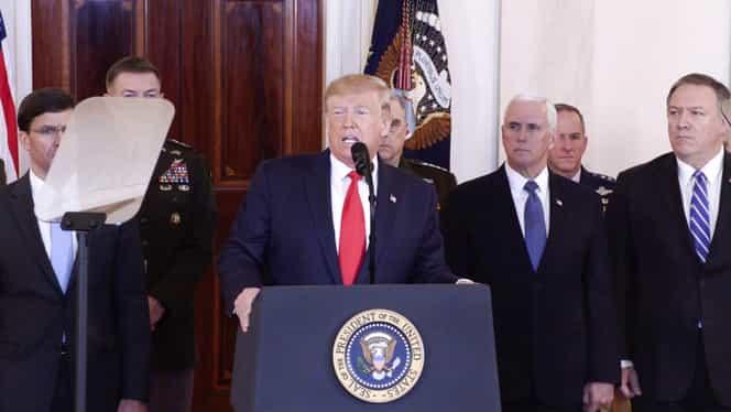 """Donald Trump vrea ca NATO să se implice în Orientul Mijlociu: """"Trebuie să contribuie mai mult"""". Reacția șefului Alianței"""