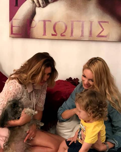 Urmăriți GALERIA FOTO pentru a vedea cum s-a afișat Valentina Pelinel la brațul lui Cristi Borcea!