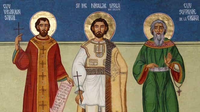 Calendar ortodox 21 octombrie. Sunt prăznuiți Sfinții Ardeleni