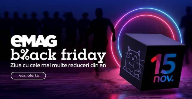 Black Friday 2019. Emag