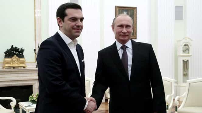 Cîţi bani a cerut Grecia, Rusiei, ca să iasă din zona euro