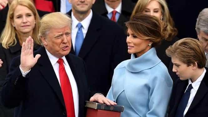 "Primul discurs prezidential al lui Donald Trump! ""De azi, doar America va fi prioritara"""