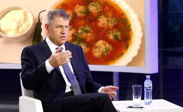 """Mâncarea preferată a lui Klaus Iohannis. Care erau felurile favorite ale președinților români dinaintea lui. """"Tovarășa savant"""" era moartă după… """"puțișoare""""! Fierte!!"""