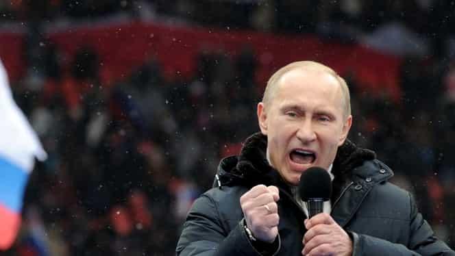 """Galerie foto. Putin acuză SUA! """"A dat ordin pentru crearea unei noi armate"""""""