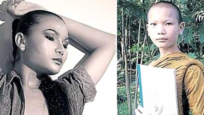 A trăit şase ani într-un templu budist, iar acum este un model transsexual de renume internaţional. Povestea lui Mimi Tao