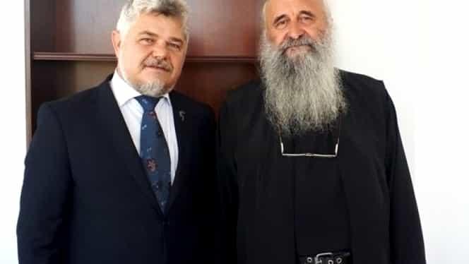 Candidatul la alegerile prezidențiale, Ninel Peia, a fost găsit! Plecase la Mănăstirea Putna