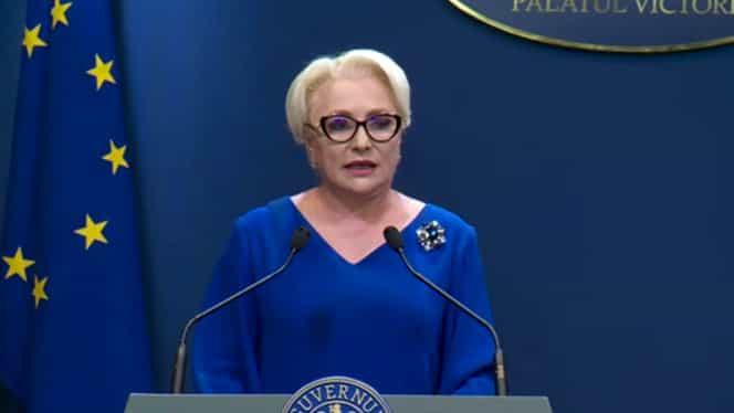 """Viorica Dăncilă îi acuză pe liberali că vor să închidă spitale! """"Nu se pliază pe realitatea din România"""""""