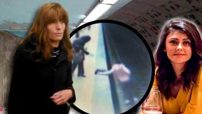 Criminala de la metrou, Magdalena Șerban, declarații halucinante în fața psihiatrilor!