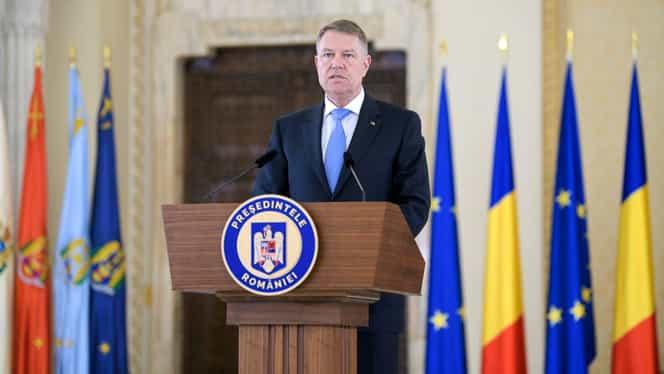 Președintele Iohannis cere reexaminarea legii prin care jurnaliștii urmează să fie scutiți de la plata impozitului  pe venit
