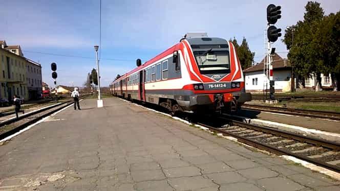 Circulaţia trenurilor CFR între România şi Ungaria a fost suspendată! Maghiarii şi-au închis graniţele