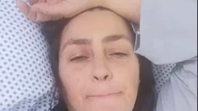 Rona Hartner se luptă cu boala prin rugăciune! Noi imagini din spital! Cine îi e alături