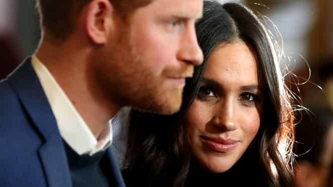 Viața după familia regală: Meghan Markle şi prinţul Harry, posibilă colaborare de 50 milioane de dolari cu Netflix