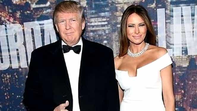 Ce ținută a purtat Melania Trump, în noaptea de Revelion! Rochiile care i-au adus critici, de-a lungul anilor