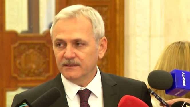 Liviu Dragnea candidează la alegerile prezidențiale din partea PSD