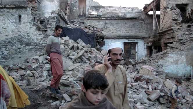 Cutremur foarte puternic în Afganistan! A avut magnitudinea de 6,4 grade pe scara Richter