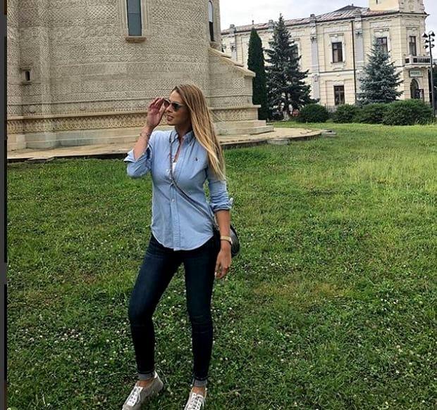 Cât de mult s-a schimbat Roxana Nemeș, după relația cu Radu Groza