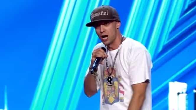 Cine este românul care a ajuns în semifinalele emisiunii Spaniolii au Talent. VIDEO cu momentul său cu 4 de DA!