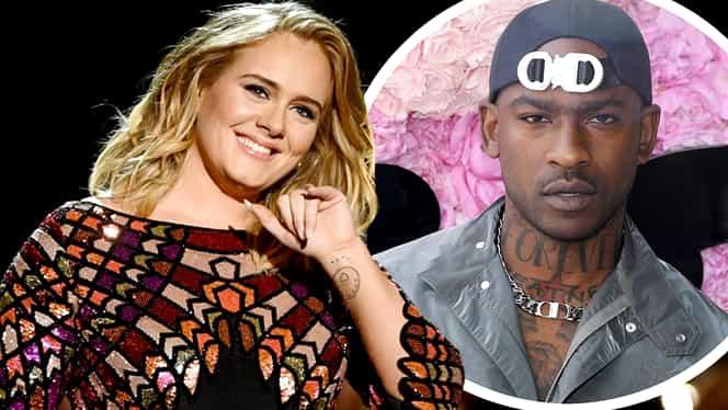 Cântăreața Adele s-ar fi cuplat cu Skepta. Artista a trecut printr-un divorț dureros recent