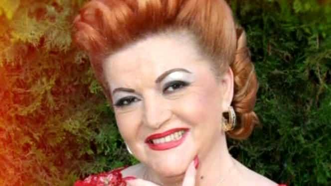 Maria Cârneci arată excepțional la 65 de ani! Cântăreața este la fel de efervescentă ca în tinerețe